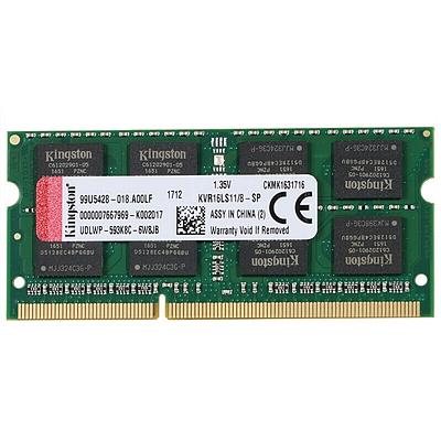 金士顿 DDR3 1600笔记本内存 8GB