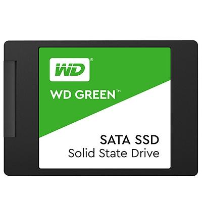 西部数据 Green系列 SSD固态硬盘 120G