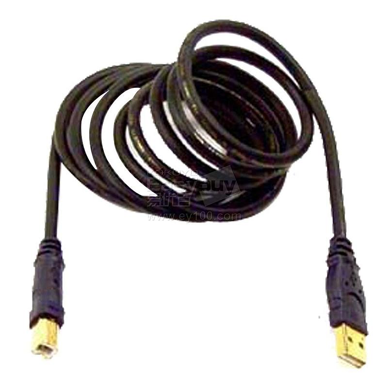 贝尔金 USB2.0传输线黄金版  F3U133VZH10-GLD