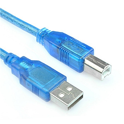 純銅三層屏蔽高速USB2.0打印線