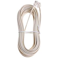 秋叶原 无氧铜2芯电话线 5米  Q-102