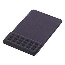 山业 多孔透气鼠标垫 (黑)  MPD-GEL20BK