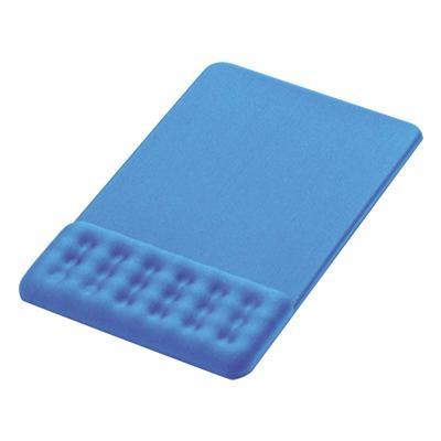 山业 多孔透气鼠标垫 (蓝)  MPD-GEL20BL