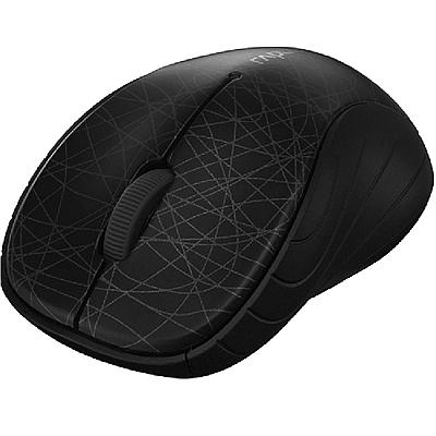 雷柏 蓝牙光学鼠标 (黑)  6080