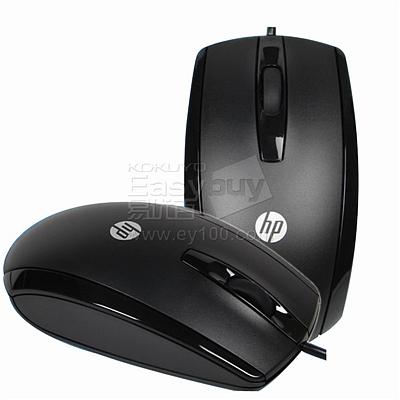 惠普 X500有线鼠标  E5C12AA