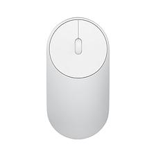 小米 便携鼠标无线蓝牙4.0 (银) 蓝牙/2.4G双模式