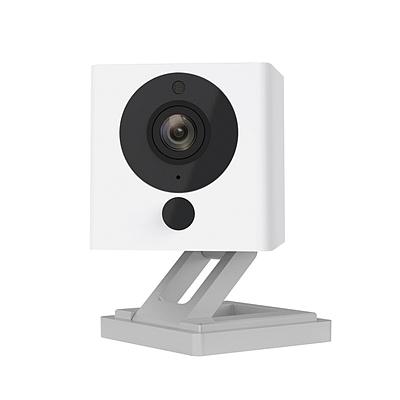 小米 小方智能摄像机 无线wifi摄像头 红外夜视1080P