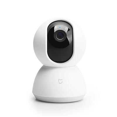 小米 米家智能摄像机 无线wifi摄像头 红外夜视1080P 云台版