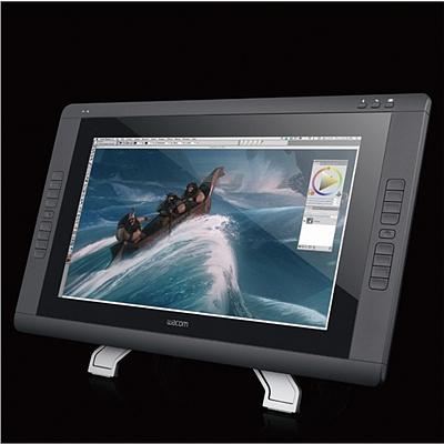 Wacom新帝22HD可觸控 數位屏/繪圖板