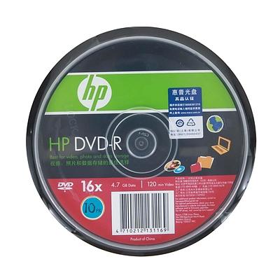 惠普 DVD-R刻录盘 4.7GB  DVD-R