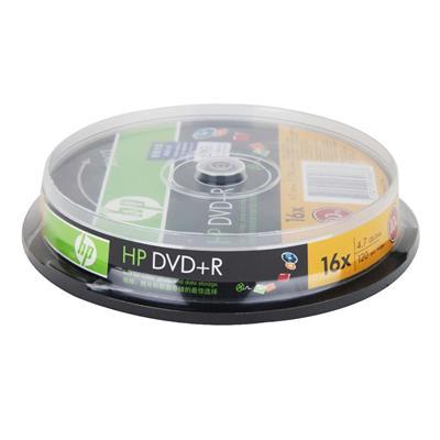 惠普 刻录盘 4.7GB  DVD+R