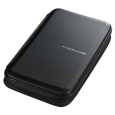 山业 抗压抗震蓝光CD包 56片 (黑)  FCD-WLBD56BK