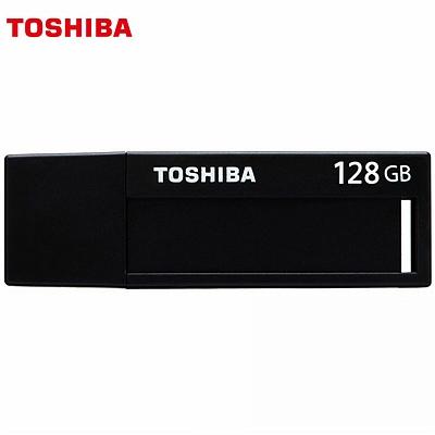 东芝 标闪系列USB3.0 U盘 (黑色) 128G