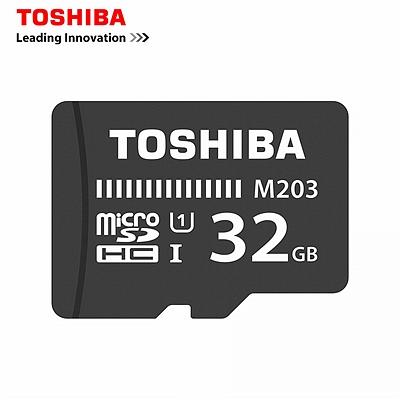东芝 TF(microSDHC)高速存储卡 (黑色) 32G  Class10 100MB/s