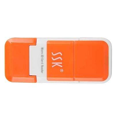 飚王 风云系列MicroSD读卡器  SCRS022