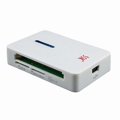 飚王 闪灵 多合一全能读卡器 (白) 二代  SCRM016