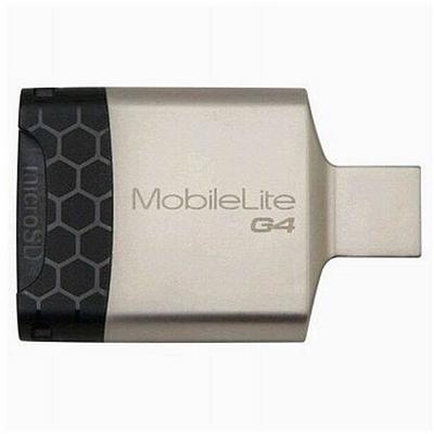 金士顿 MobileLite G4多功能读卡器 USB3.0  FCR-MLG4
