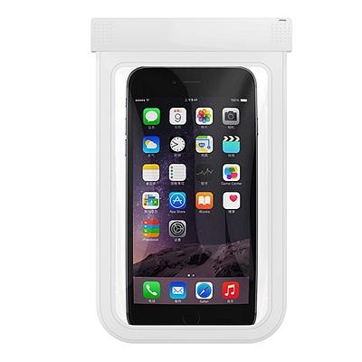 路尔新 4.6英寸手机防水保护套 潜水保护套 (透明)  WPP-002