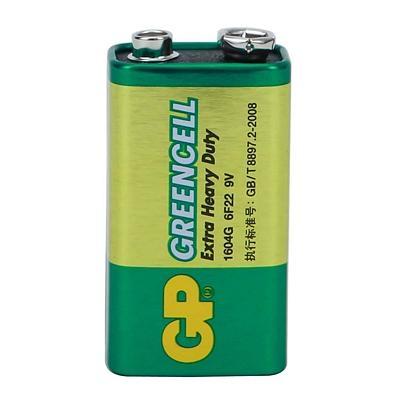 超霸 碳性电池 9V  1604G-S1