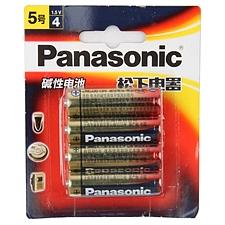 松下 5號堿性電池 5號  LR6BCH/4B