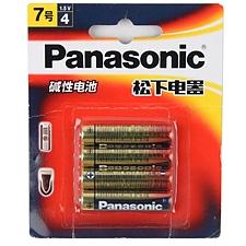 松下 7號堿性電池 7號  LR03BCH/4B
