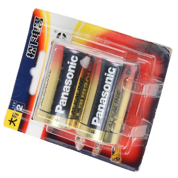 松下1号碱牲电池 1号 lr20tc/2b|电池/充电器|数码