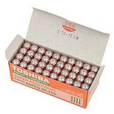 东芝 5号重量型碳性电池 5号  R6PKG SP-4TC(金)