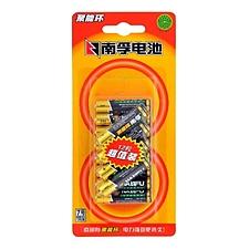 南孚 聚能环无汞碱性电池 12节装  7号