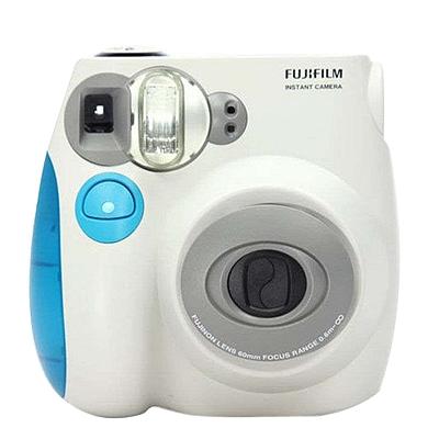 富士 拍立得相机 (蓝)  instax mini7S