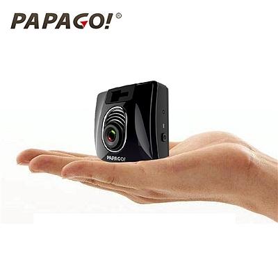 PAPAGO 行车记录仪 (黑色)  F15