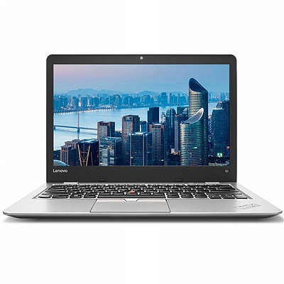 联想 ThinkPad 13.3英寸笔记本电脑 (银色)  New S2 20GUA011CD