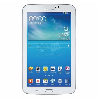 三星 Galaxy Tab3 7.0英寸平板电脑 (白) 8G  T210