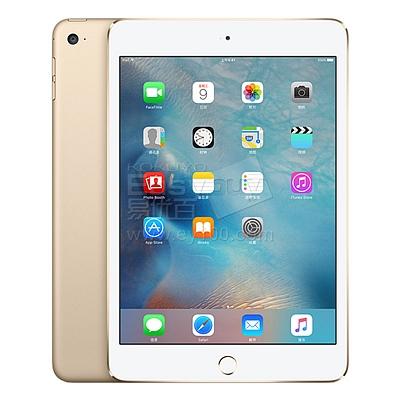 苹果 Apple iPad mini 4 7.9英寸平板电脑 (金) 128G WLAN版