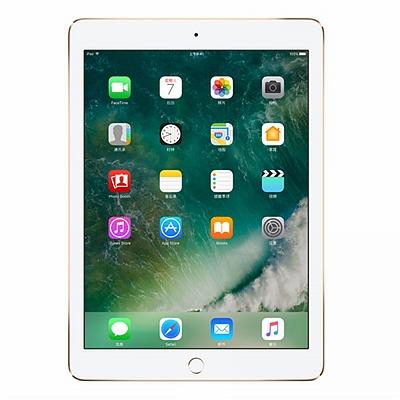 苹果 Apple iPad 平板电脑 9.7英寸 (金) 128G WLAN版  MPGW2CH/A