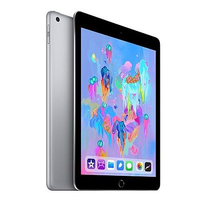 苹果 Apple 2018年新款9.7英寸iPad平板电脑 (深空灰) 32G WLAN版  MR7F2CH/A