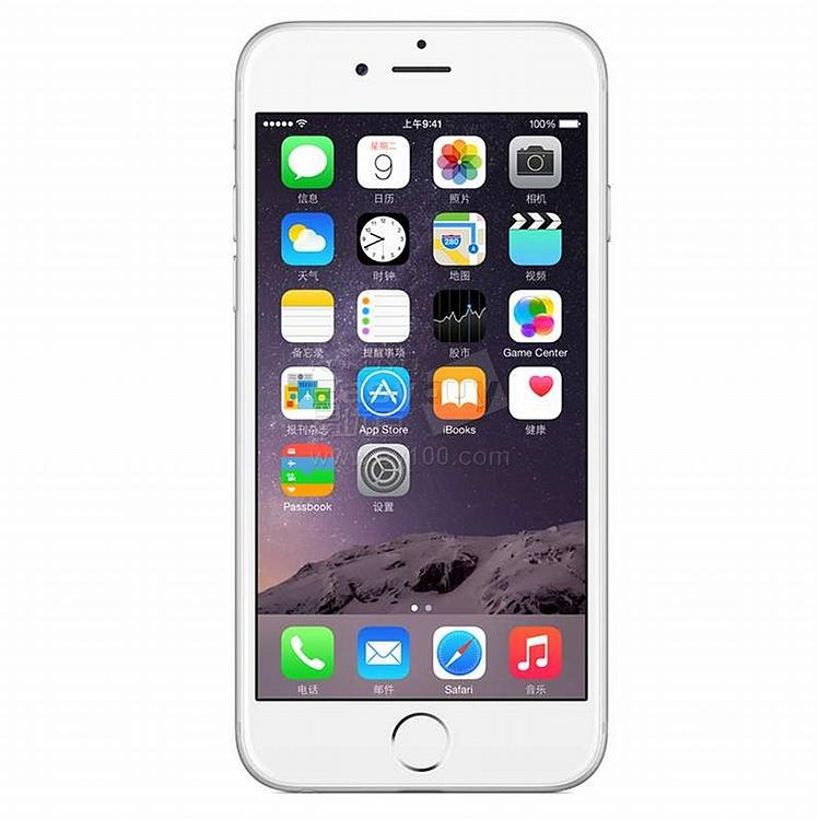 苹果iphone6464g手机(银)16g公开版td-lte/fdd-lte/td-scdma安卓7.0的缺点图片