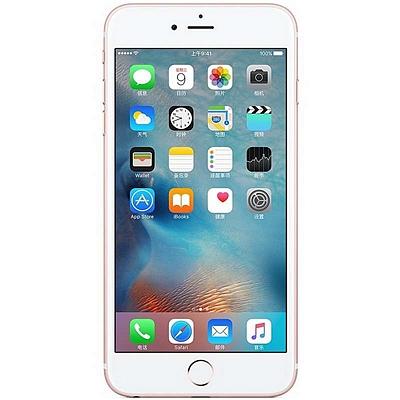 苹果 Apple iPhone 6s Plus 移动联通电信4G手机 (玫瑰金) 32G  A1699