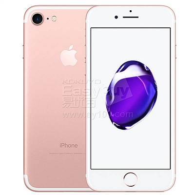 苹果 Apple iPhone 7 移动联通电信4G手机 (玫瑰金) 32G  A1660