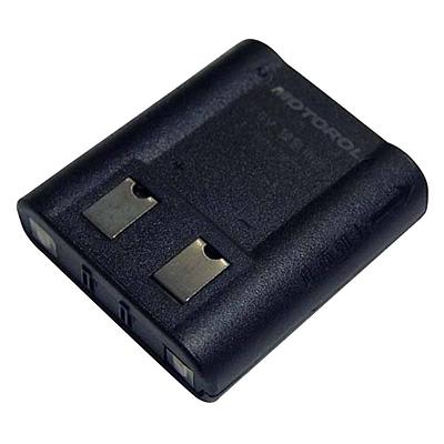 摩托罗拉 对讲机镍氢电板(0.5瓦机器用) (黑) 适用于T5428/T5628/T5728  80104