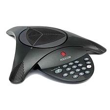 宝利通 音频会议系统电话机 (黑)  SOUNDSTATION 2基础型