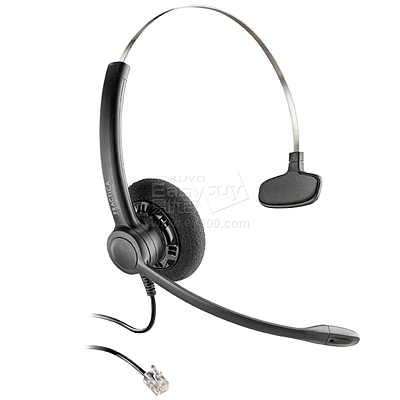 缤特力 电话耳麦(单耳) (黑)  SP11-CISCO