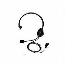 捷波朗 电销客服话务耳机 (黑) 单耳 降噪 适用于电话机  NINJA MONO-RJ9