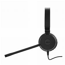 捷波朗 高保真立体声USB耳机 (黑) 头戴 线控 适用于电脑  EVOLVE 30 STEREO