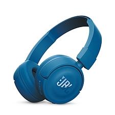 JBL 無線藍牙頭戴式耳機 (藍)  T450BT