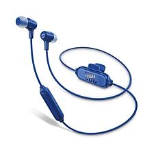 JBL 無線藍牙入耳式耳機/運動耳機 (藍)  E25BT