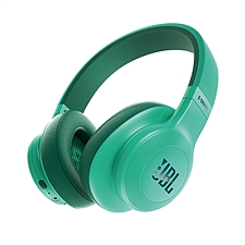 JBL 無線藍牙頭戴式耳機/HIFI音樂耳機 (綠)  E55BT