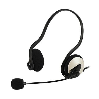 麦克赛尔 后挂式麦克风耳机  MX-H218-06