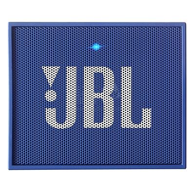 JBL 无线蓝牙通话音响 便携式户外迷你音响 (星际蓝)  GO