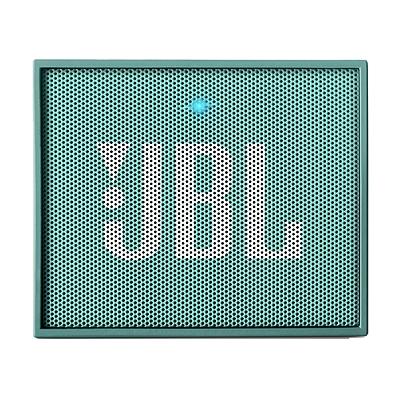 JBL 无线蓝牙通话音响 便携式户外迷你音响 (青春绿)  GO