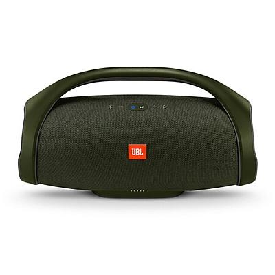 JBL 蓝牙音箱/音响/低音炮 (绿)  BOOMBOX 音乐战神